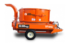 Agri-Chopper – Big bale chopper