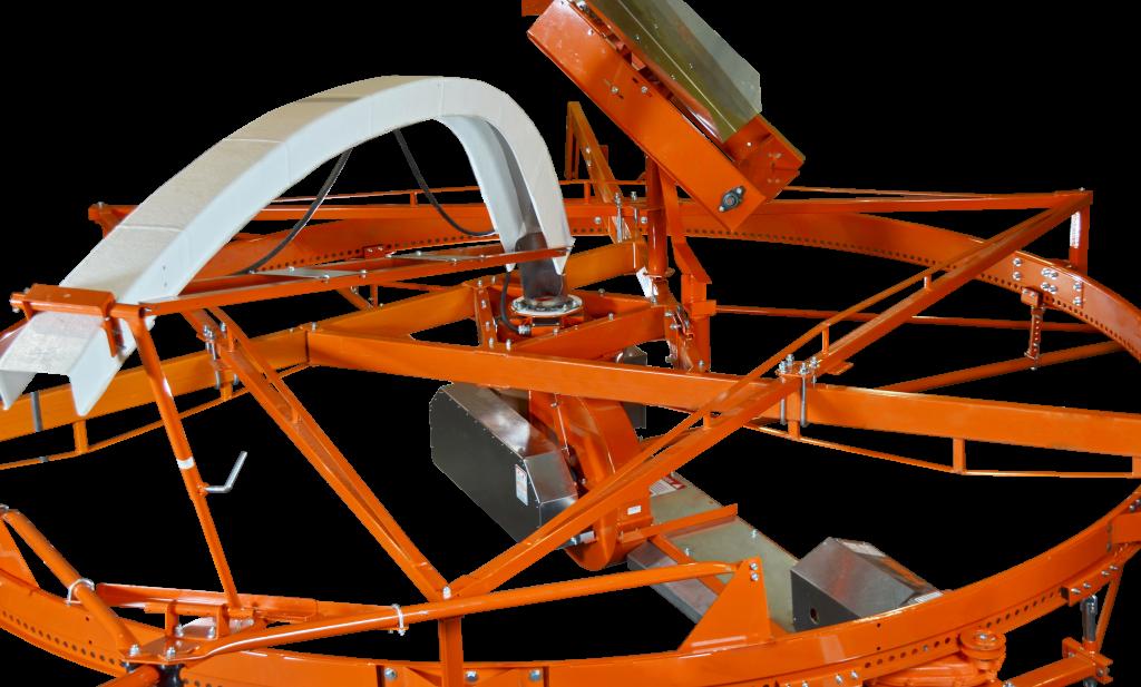 Videur de silo Hybride