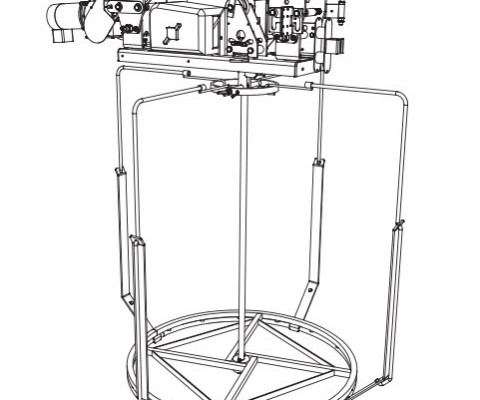 Semi-Automatic - Round
