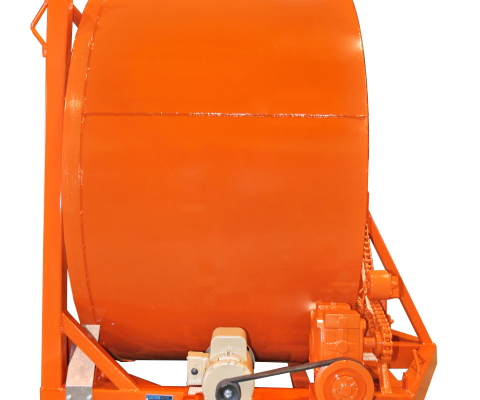 TMR Rotative Mixer: Drive unit