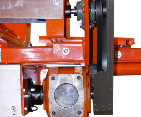 Hybrid Silo Unloader: Quality transmission