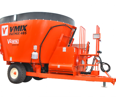 TMR Vertical Mixer – FatMix: Large loading capacity