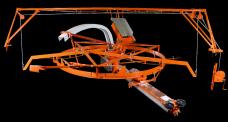 Hybrid Silo Unloader