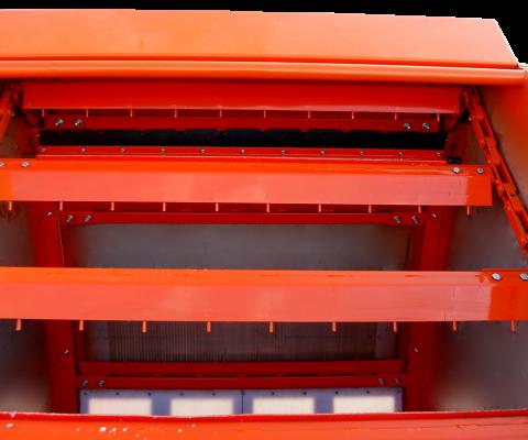 TMR Mixer – Agrimixer: Capacity