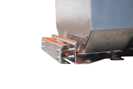 Rail Ration distributor – DAF: Bumpers