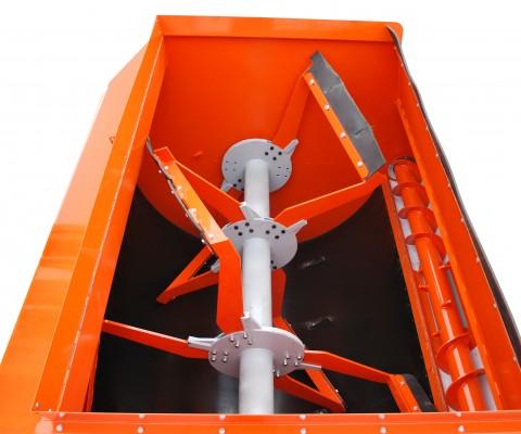 Mélangeur à rotor (RTM): Mélangeur en douceur