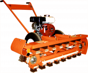 Motorized sweeper