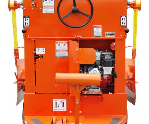 Dérouleur de balle ronde: Système hydraulique