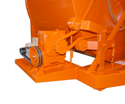 TMR Rotative Mixer photo