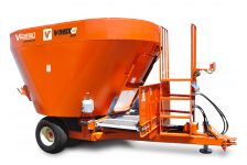 TMR mobile Vertical Mixer