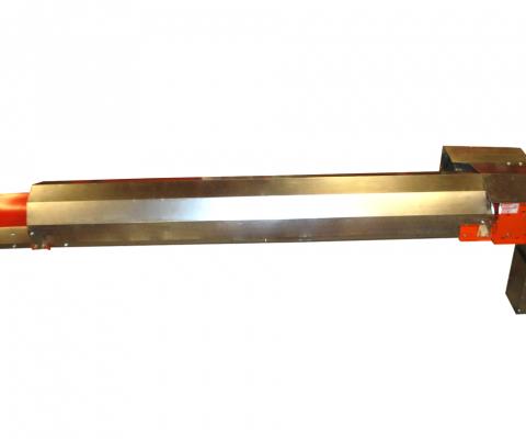 Belt conveyor: Outside covers