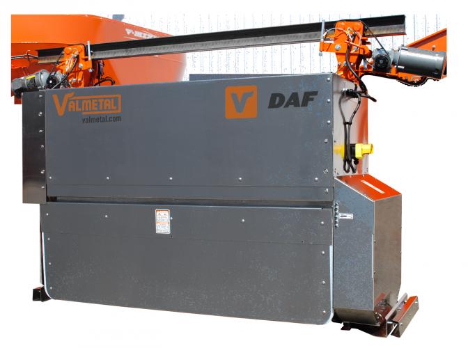 Rail Ration distributor – DAF