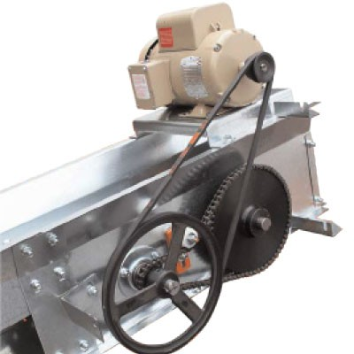 Chain conveyor 9″ (23 cm):