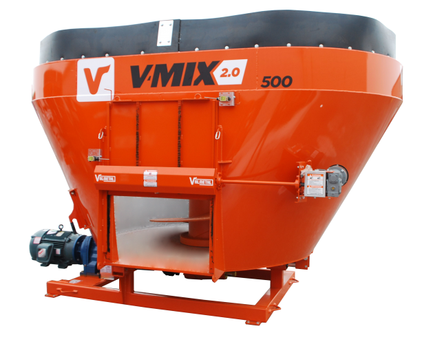 TMR stationary Vertical Mixer