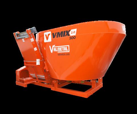 TMR stationary Vertical Mixer photo