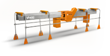 Center-Charge Conveyor – VM250