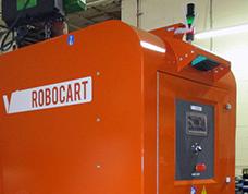 Robocart: SÉCURITAIRE