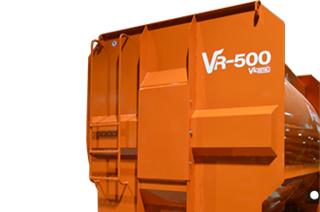 VR-500: Des extrémités fortifiées