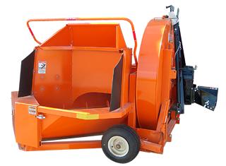 Forage blower: 53-0001